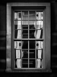 Courtroom Window by Arvid Bloom
