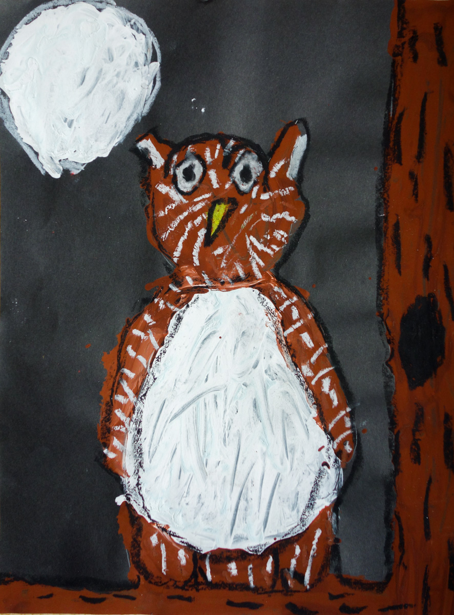 Copy of storck, r - hootie the owl