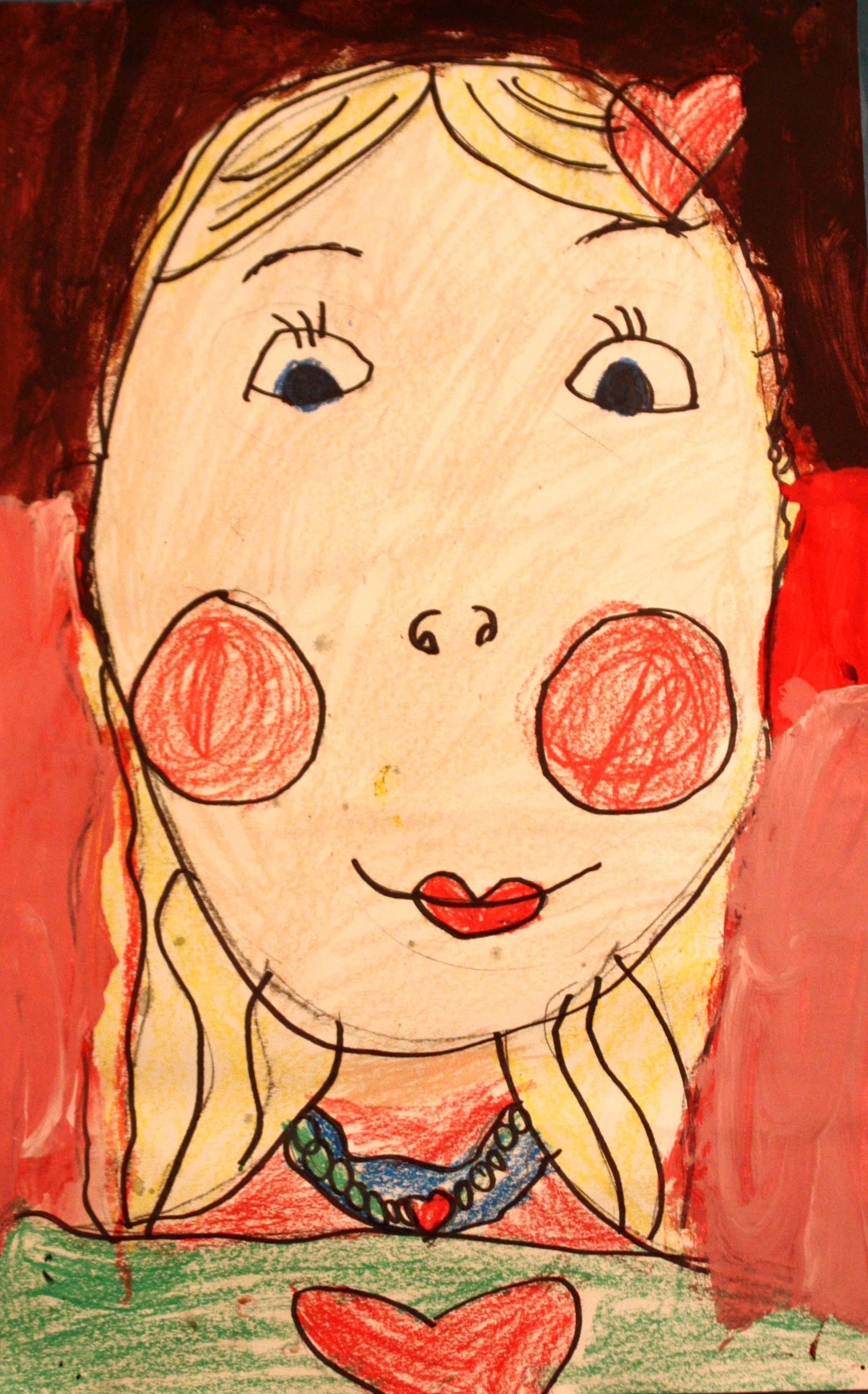 Lyra Self Portrait
